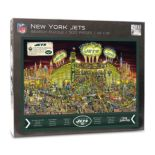 New York Jets Find Joe Journeyman Search Puzzle