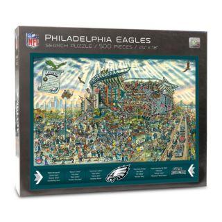 Philadelphia Eagles Find Joe Journeyman Search Puzzle