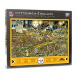 Pittsburgh Steelers Find Joe Journeyman Search Puzzle