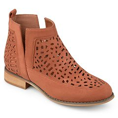 Journee Collection Harrow Women's Ankle Boots