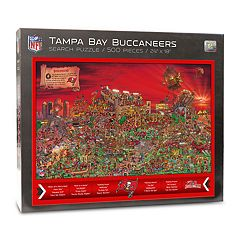 Tampa Bay Buccaneers Find Joe Journeyman Search Puzzle