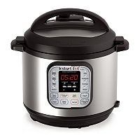 Deals on Instant Pot Duo 7-in-1 Pressure Cooker 6-QT + $10 Kohls Cash