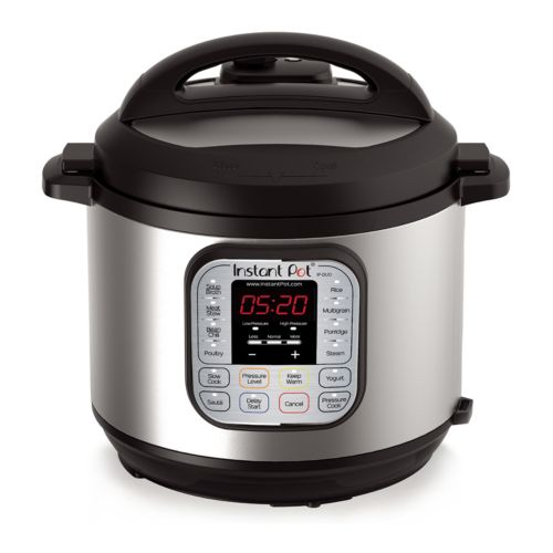 Instant Pot Duo60 7-in-1 Programmable Pressure Cooker