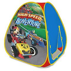 Disney's Mickey Mouse Mickey & The Roadster Racers Classic Hideaway by Playhut
