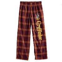 Boys' 7-16 Harry Potter Gryffindor Lounge Pants