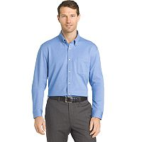 Men's Van Heusen Traveler Classic-Fit Button-Down Shirt