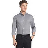 Men's Van Heusen Traveler Classic-Fit Button-Down Shirt