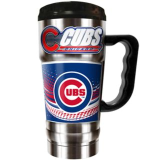 Chicago Cubs Champ Travel Tumbler