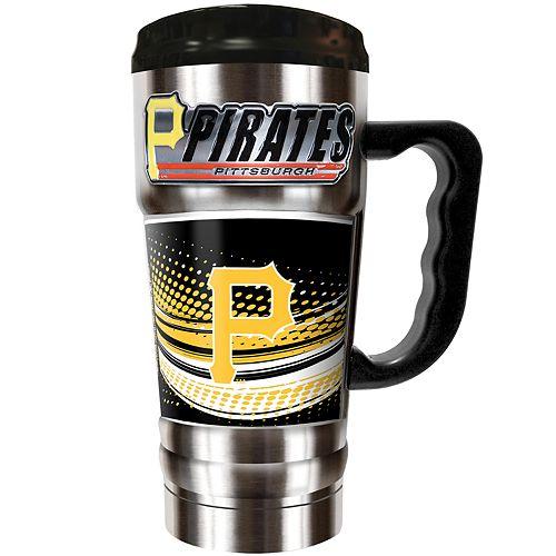 Pittsburgh Pirates Champ Travel Tumbler