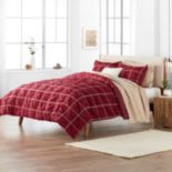 SONOMA Goods for Life? Roland Woven Plaid Comforter Set