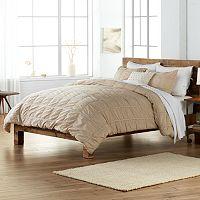 SONOMA Goods for Life™ Roland Woven Plaid Comforter Set