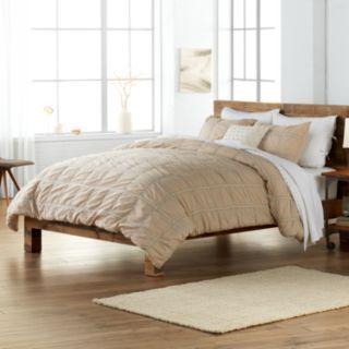 SONOMA Goods for Life? Roland Woven Plaid Comforter Set