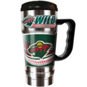 Minnesota Wild Champ Travel Tumbler
