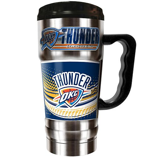 Oklahoma City Thunder Champ Travel Tumbler