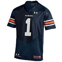 Men's Under Armour Auburn Tigers Replica Football Jersey