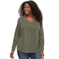 Plus Size SONOMA Goods for Life™ Sweatshirt