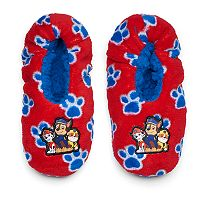 Boys 4-20 Paw Patrol Fleece Slippers