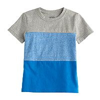 Toddler Boy Jumping Beans® Colorblock Tee