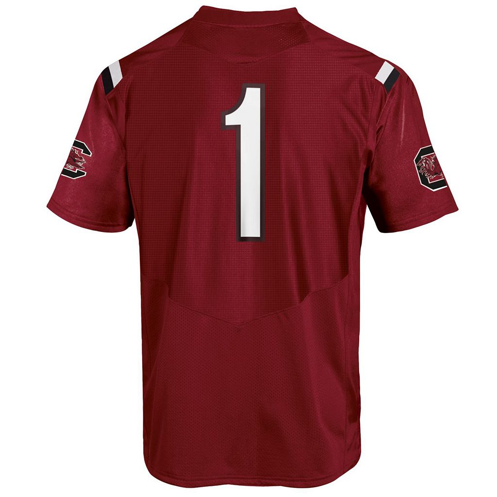 Men's Under Armour South Carolina Gamecocks Replica Football Jersey