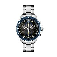 Seiko Men's Core Jimmie Johnson Special Edition Solar Watch & Interchangeable Band Set - SSC637