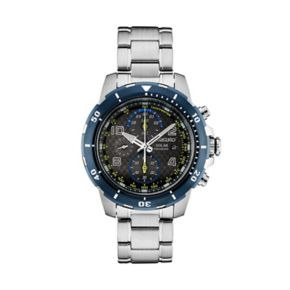 Seiko Men's Core Jimmie Johnson Special Edition Solar Watch & Interchangeable Band Set - SSC637