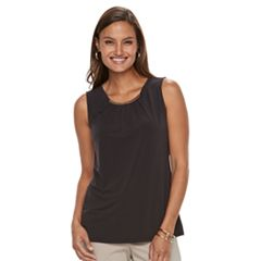 Women's Dana Buchman Necklace Top