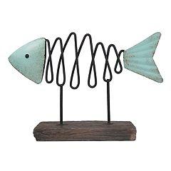 SONOMA Goods for Life™ Coastal Wire Fish Photo Clip