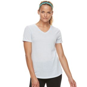 Women's Tek Gear® V-Neck Tee