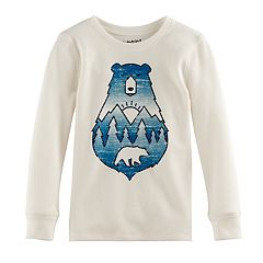 Boys 4-10 Jumping Beans® Thermal Tee