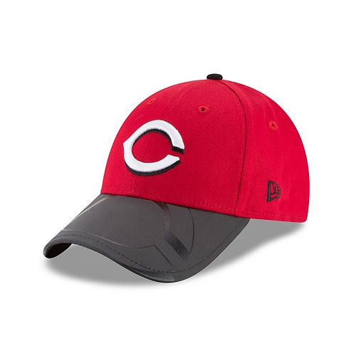 Boys 8-20 New Era Cincinnati Reds Reflective Visor Cap