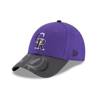 Boys 8-20 New Era Colorado Rockies Reflective Visor Cap
