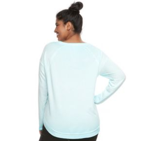 Juniors' Plus Size SO® Drapey Relaxed Fit Top