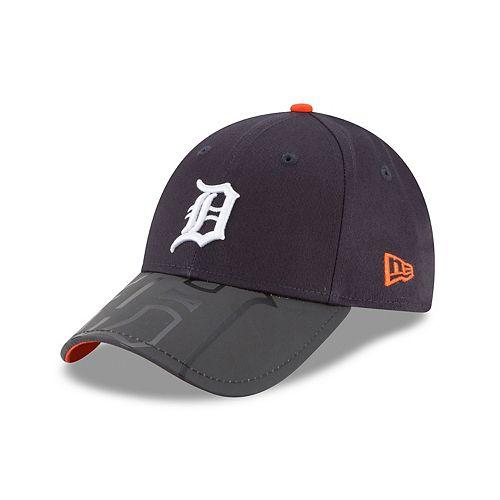 Boys 8-20 New Era Detroit Tigers Reflective Visor Cap