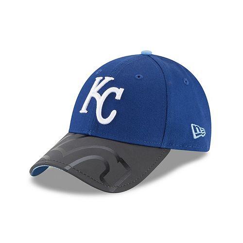 Boys 8-20 New Era Kansas City Royals Reflective Visor Cap