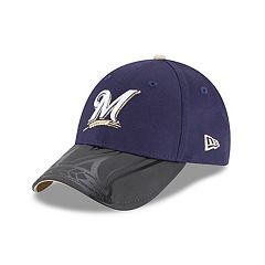 Boys 8-20 New Era Milwaukee Brewers Reflective Visor Cap