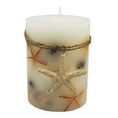 SONOMA Goods for Life™ Caribbean Breeze 3' x 6' Pillar Candle