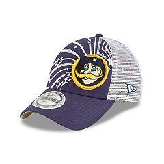 Boys 8-20 New Era Milwaukee Brewers Glow-in-the-Dark Cap