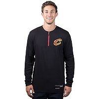 Men's Cleveland Cavaliers 1/4-Zip Thermal Tee