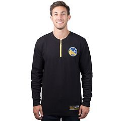 Men's Golden State Warriors 1/4-Zip Thermal Tee