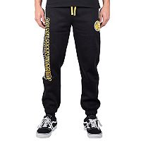 Men's Golden State Warriors Split Jogger Pants