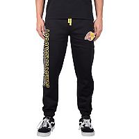 Men's Los Angeles Lakers Split Jogger Pants