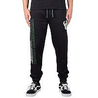 Men's Milwaukee Bucks Split Jogger Pants