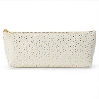 LC Lauren Conrad Scalloped Cosmetic Bag