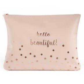 LC Lauren Conrad Cosmetic Bag