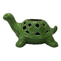 SONOMA Goods for Life™ Solar Powered Turtle Lantern Outdoor Table Decor