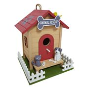 Celebrate Together Animal Rescue Birdhouse