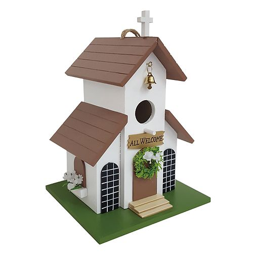Celebrate Together Church Birdhouse