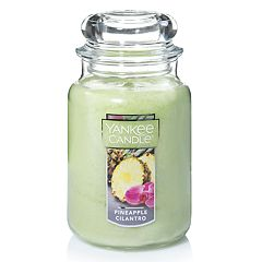 Yankee Candle Pineapple Cilantro 22-oz. Candle Jar