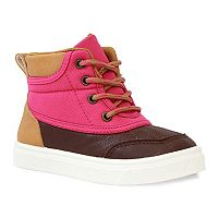 Oomphies Julian Toddler Girls' Sneaker Boots