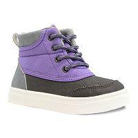 Oomphies Julian Toddler Girls' Sneaker Boots